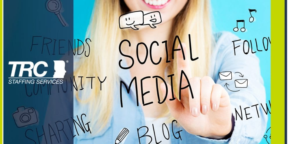 use social media to help your job search