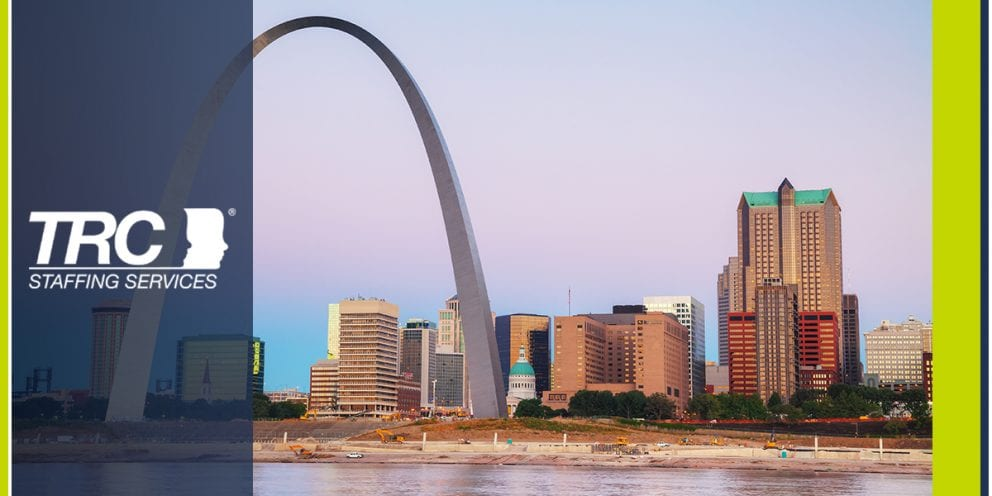 find a job in st. louis