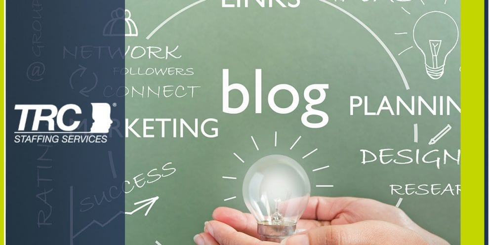 you should be blogging
