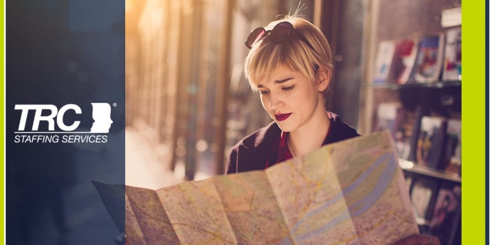 stay flexible geographically when job hunting