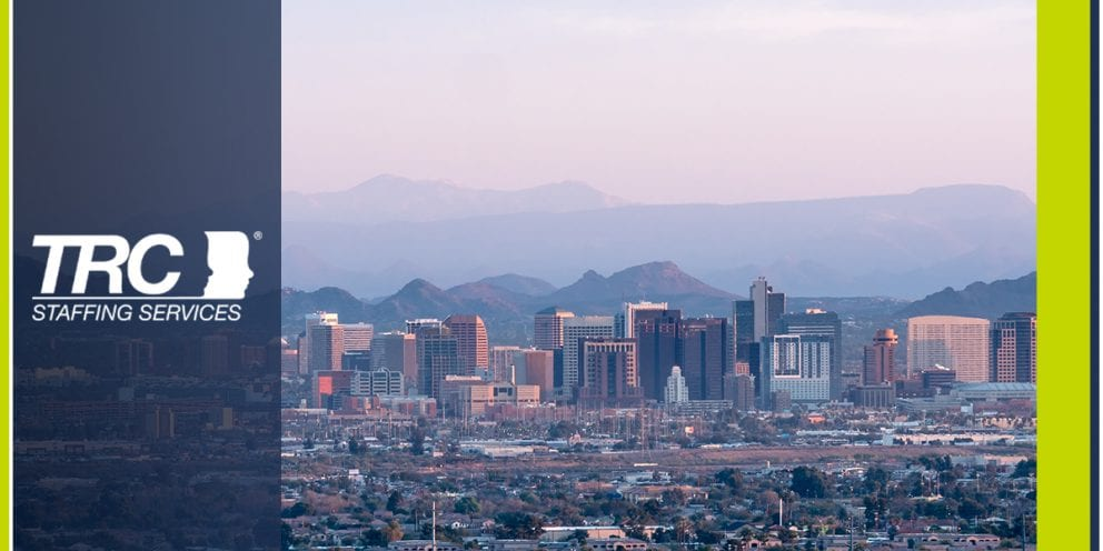phoenix job market growing
