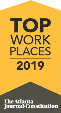 2019 Top places to work AJC award